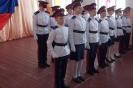 Посвящение  в казаки-кадеты_1